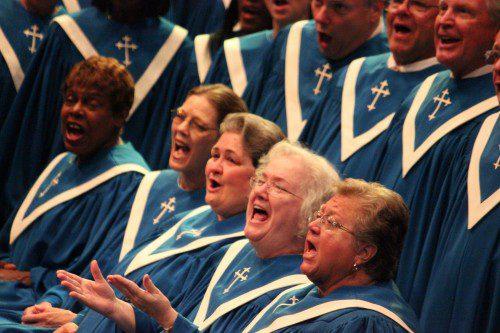 Ladies Worshipping