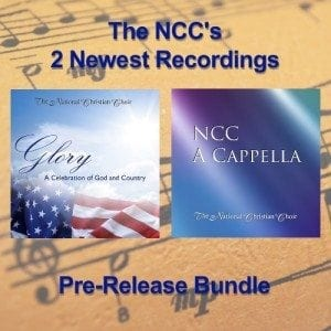 Glory & A Cappella Bundle