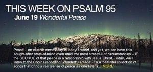 Psalm 95 6-12-16