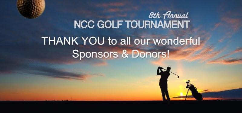 golf tournament thank you splash