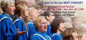 Magi Choral Festival