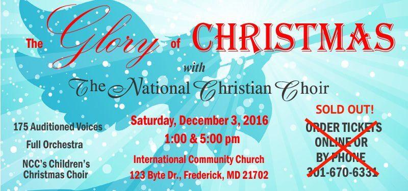 2016 NCC Christmas Concert