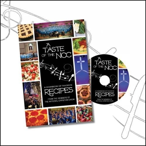 A Taste of the NCC - Cookbook and CD