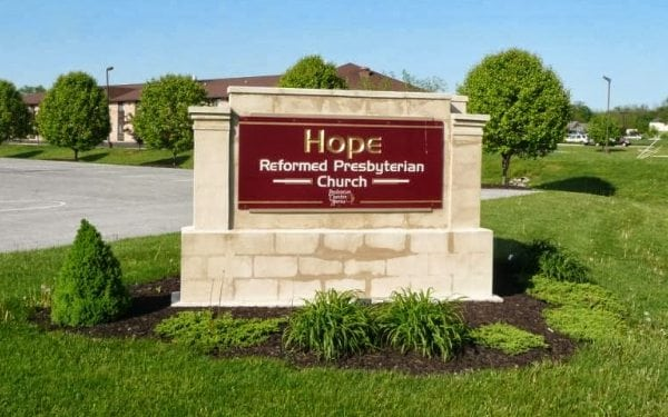 Hope Reformed Presbyterian Church