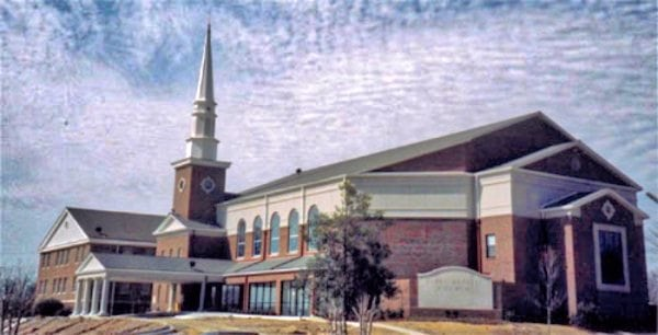 Jasper's First Baptist Church
