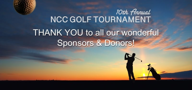Golf Tournament Thank You